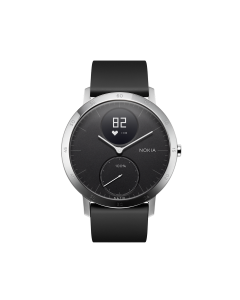 Withings Steel HR schwarz (ehemals Nokia Health)