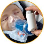 RC-Chamber® mit Maske für Säuglinge